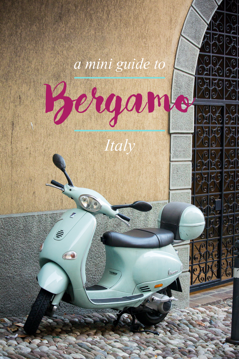 A mini guide to bergamo self made for Bergamo toons