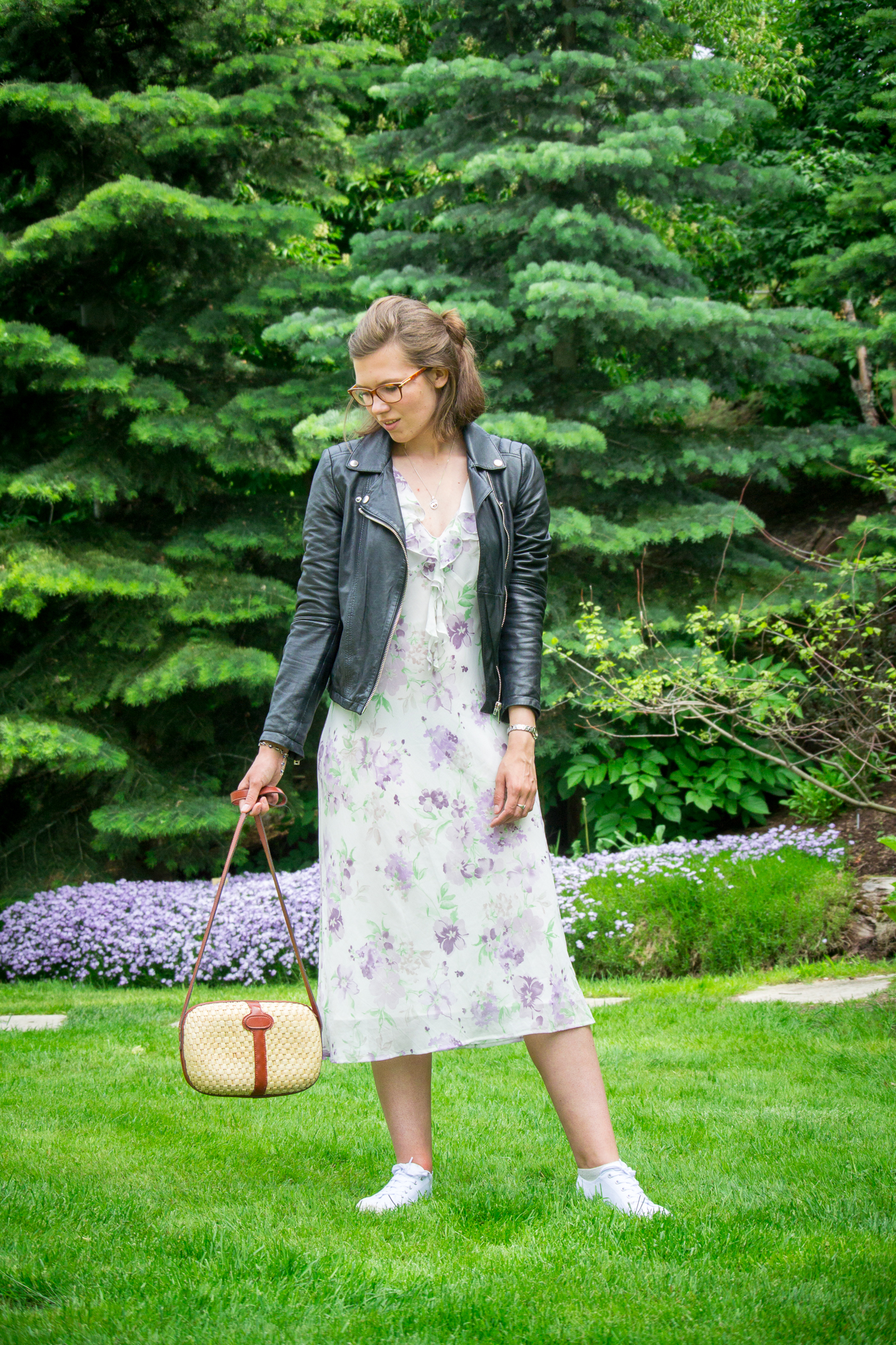how-to-style-a-vintage-midi-dress